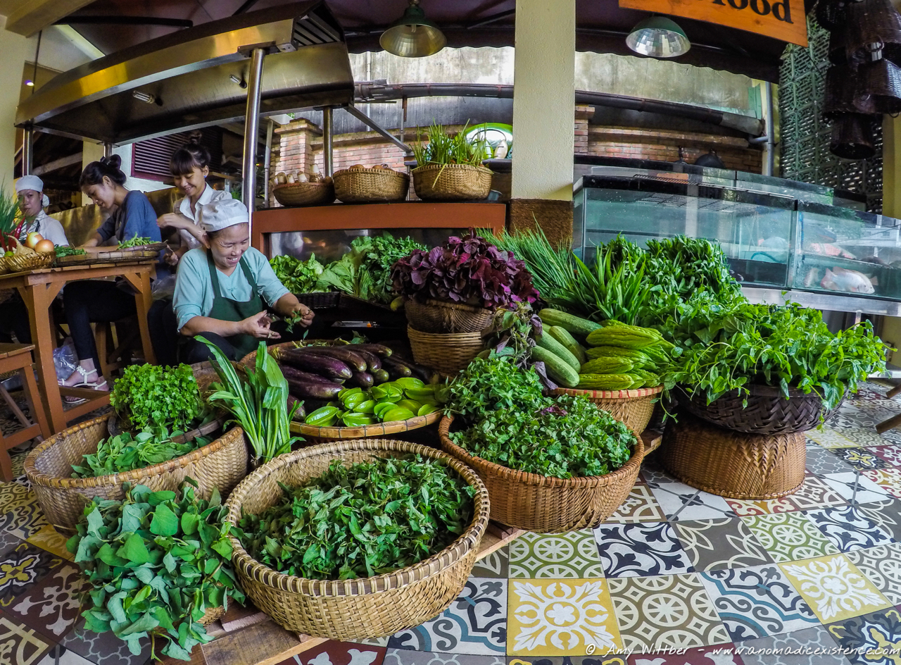 Vietnamese Cuisine in Hoi An - A Nomadic Existence